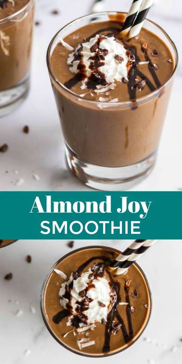 Almond Joy Smoothie