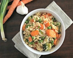 Cauliflower Fried Rice 5