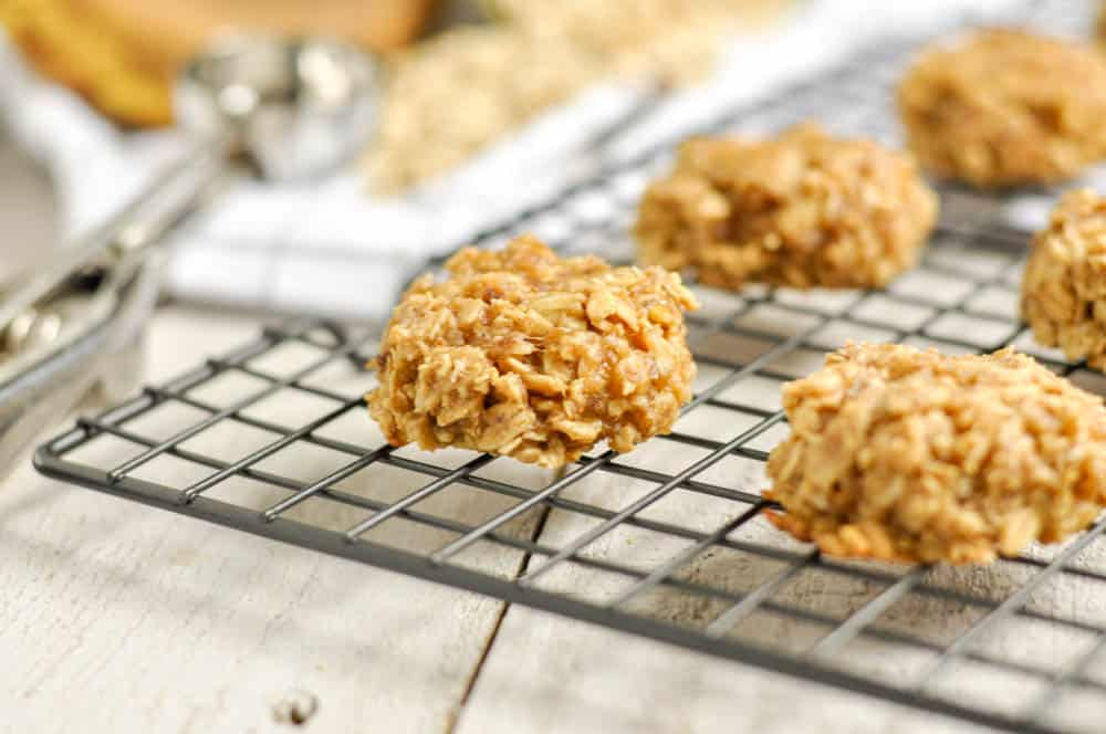 Strong Really IS the New Skinny {Recipe: Banana Nut Oatmeal Breakfast Cookies}
