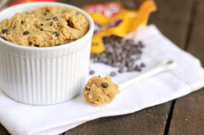 Chickpea Protein Cookie Dough
