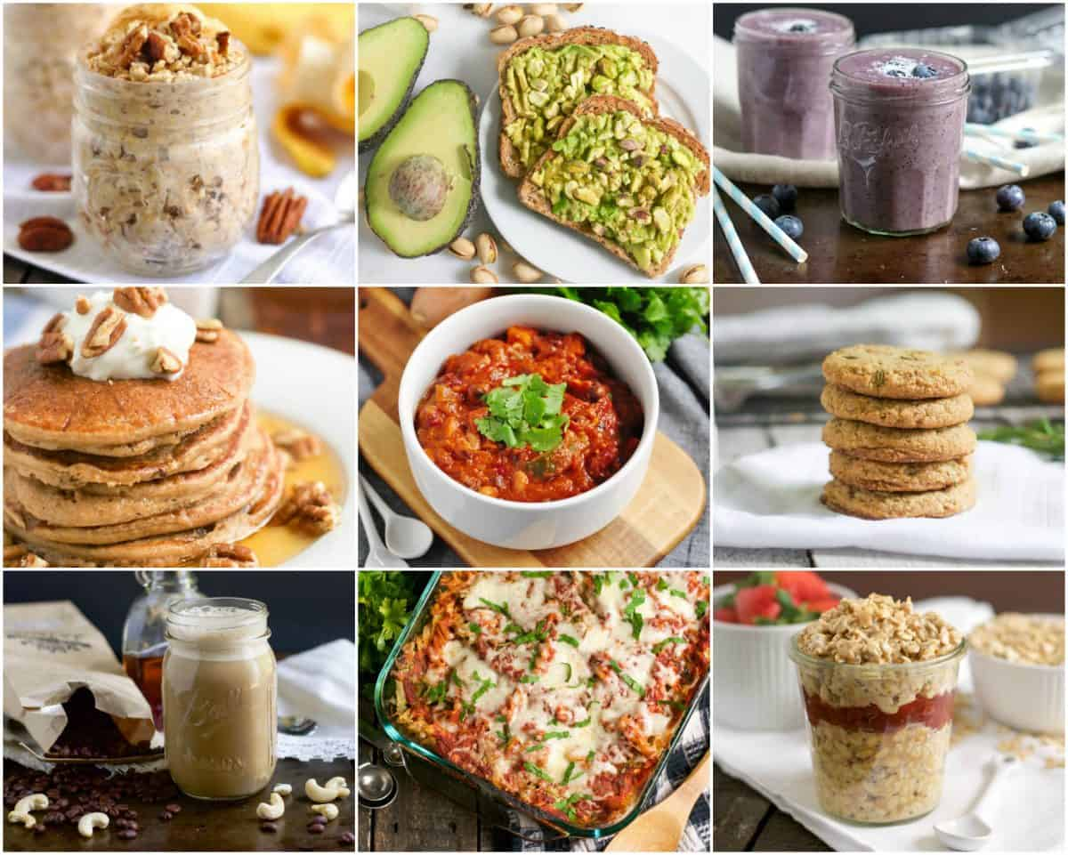 My Go To Recipes From the Blog