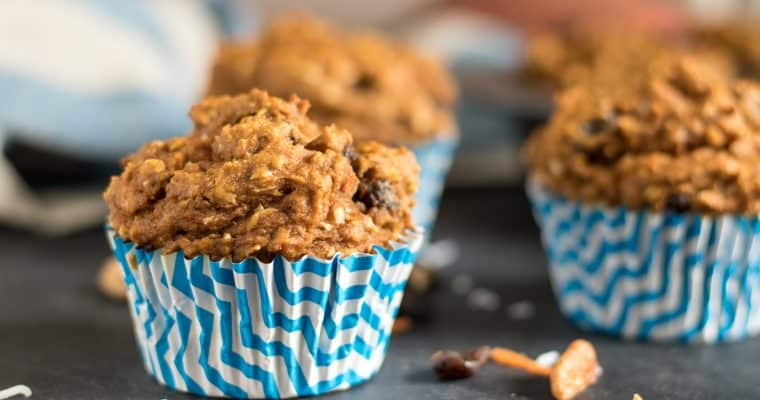 Our Adoption Story: Part I  + Sweet Potato Morning Glory Muffins