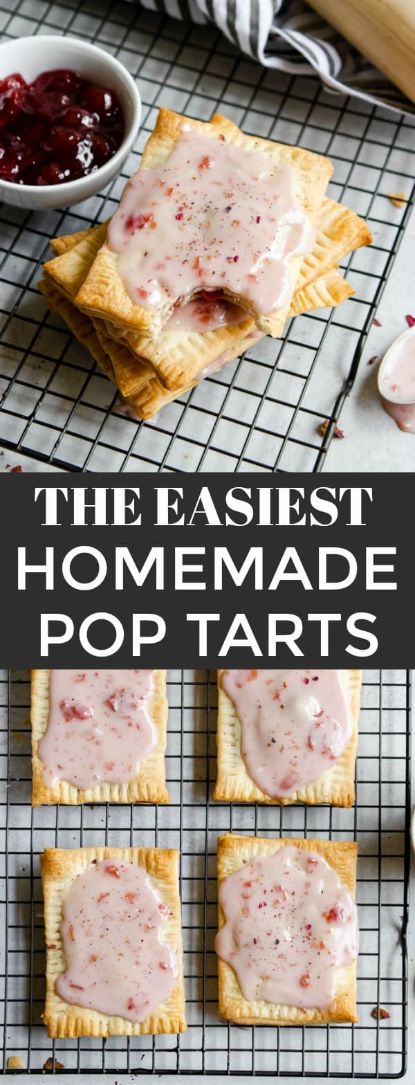 Easiest Homemade Pop Tarts