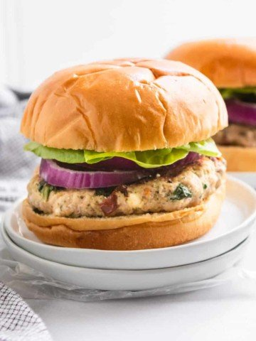 feta turkey burgers.