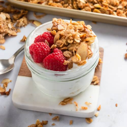 Easy Granola Recipe.